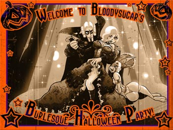 BloodySugar halloween card