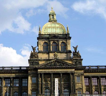Národní Muzeum in Prague